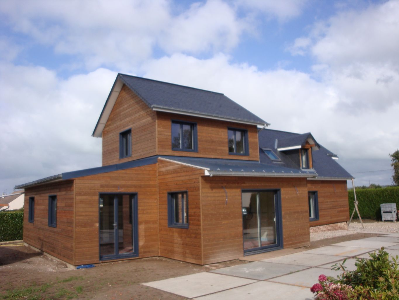 maison en teck demande de devis with maison en teck free un air de loft pour une maison bois. Black Bedroom Furniture Sets. Home Design Ideas