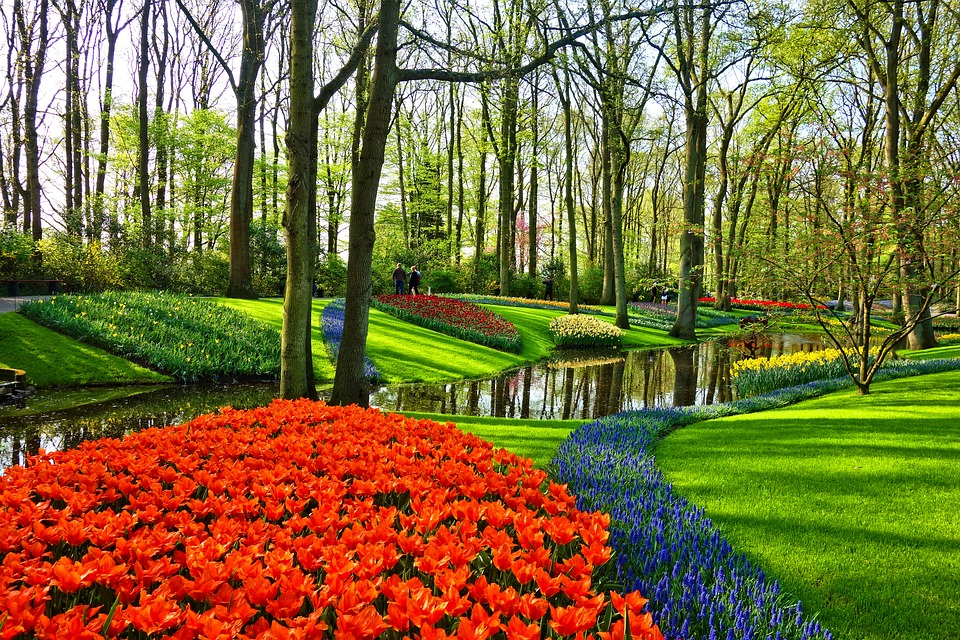Les différentes saisons pour entretenir son jardin - Parc, Jardin ...
