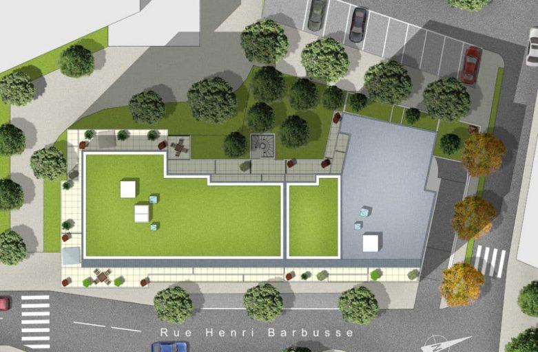 Les Caracteristiques D Un Plan De Masse Parc Jardin Maison