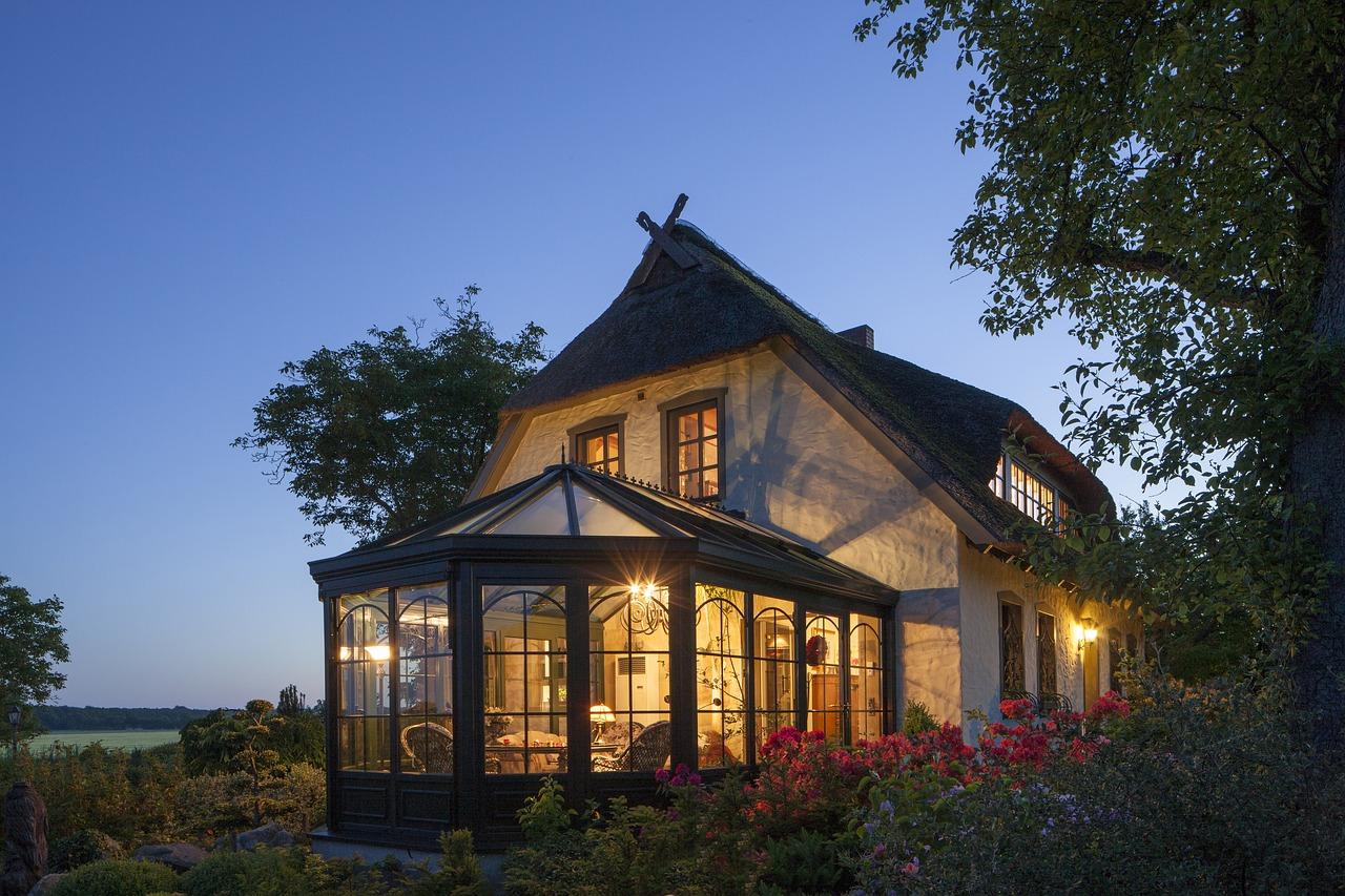 Faience Coloree Salle De Bain ~ Veranda Style Victorien Parc Jardin Maison