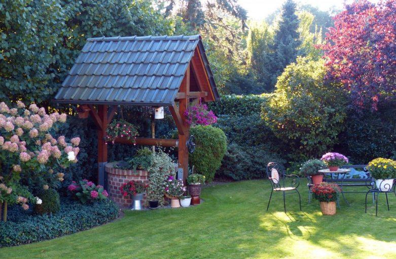 Plus adapté Conseils et recommandations pour l'aménagement d'un jardin en CL-68